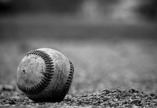 Artificial grass for baseball
