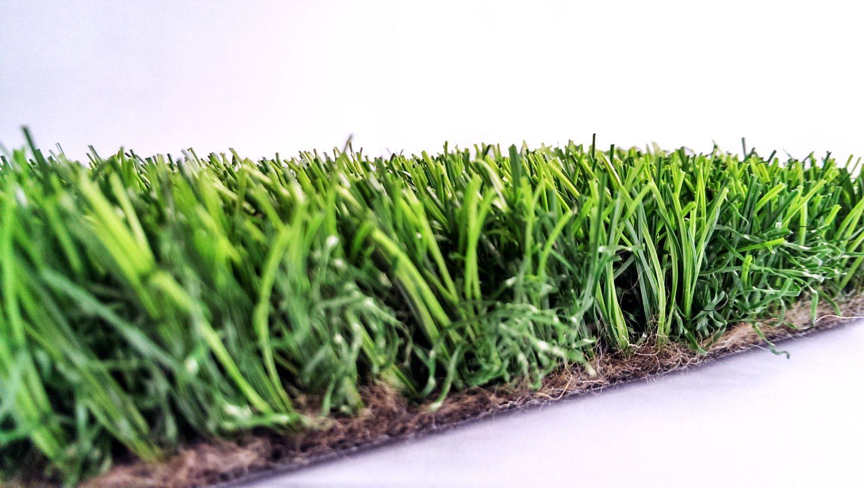 artificial grass side profile