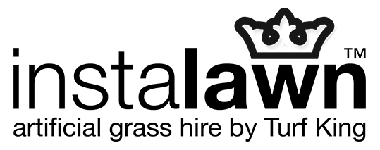 instalawn artificial grass hire bristol logo